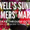 2017 Howell's Sunday Farmers' Market season is coming to a close