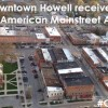 Howell named Great American Main Street Award recipient at national convention in Kansas City