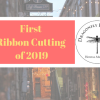 2019's First Ribbon Cutting at Dragonfly Emporium