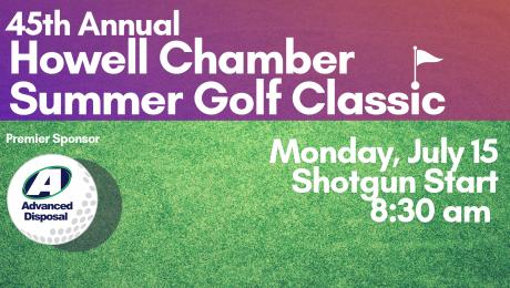 Howell Chamber Golf Classic