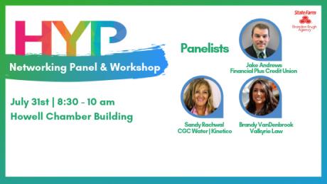 HYP – Networking Panel & Workshop