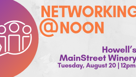 Noon Time Networking – Make the most of your lunch hour
