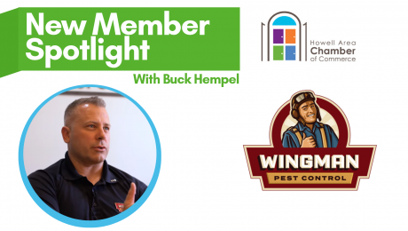 New Member Spotlight – Wingman Pest Control